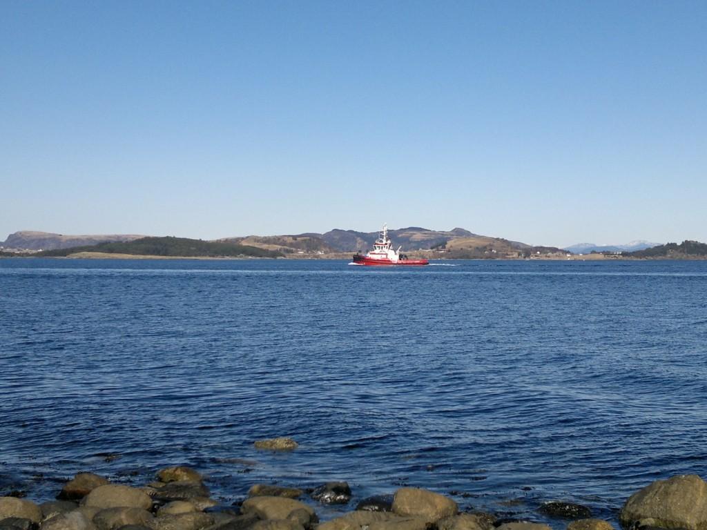 Oljeindustriens båter