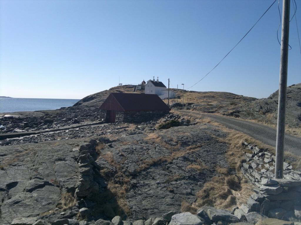 Fjøløy fyr og tilliggende bygg