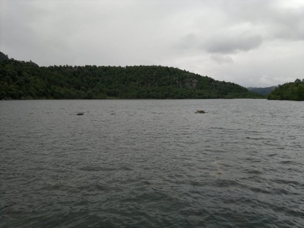Mer av Grindavatnet