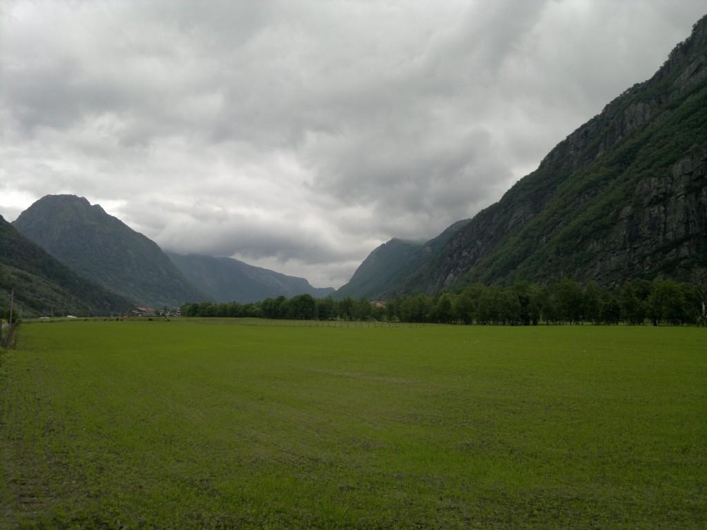 Mektige fjell