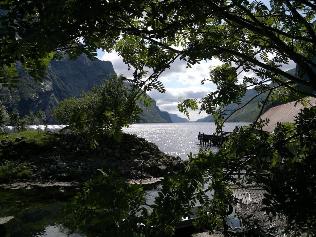 Sommer i Ørsdalen