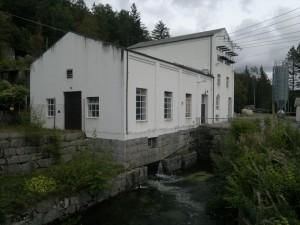 Kraftstasjonen på Ogna