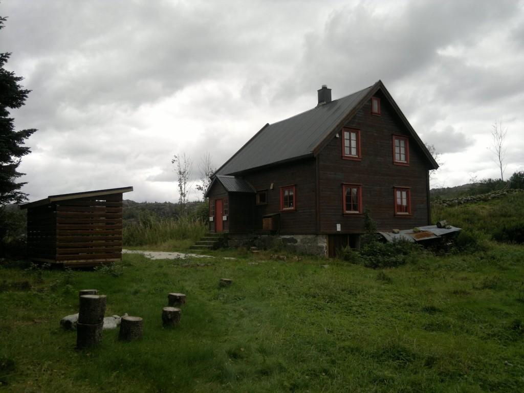Huset på Ualand