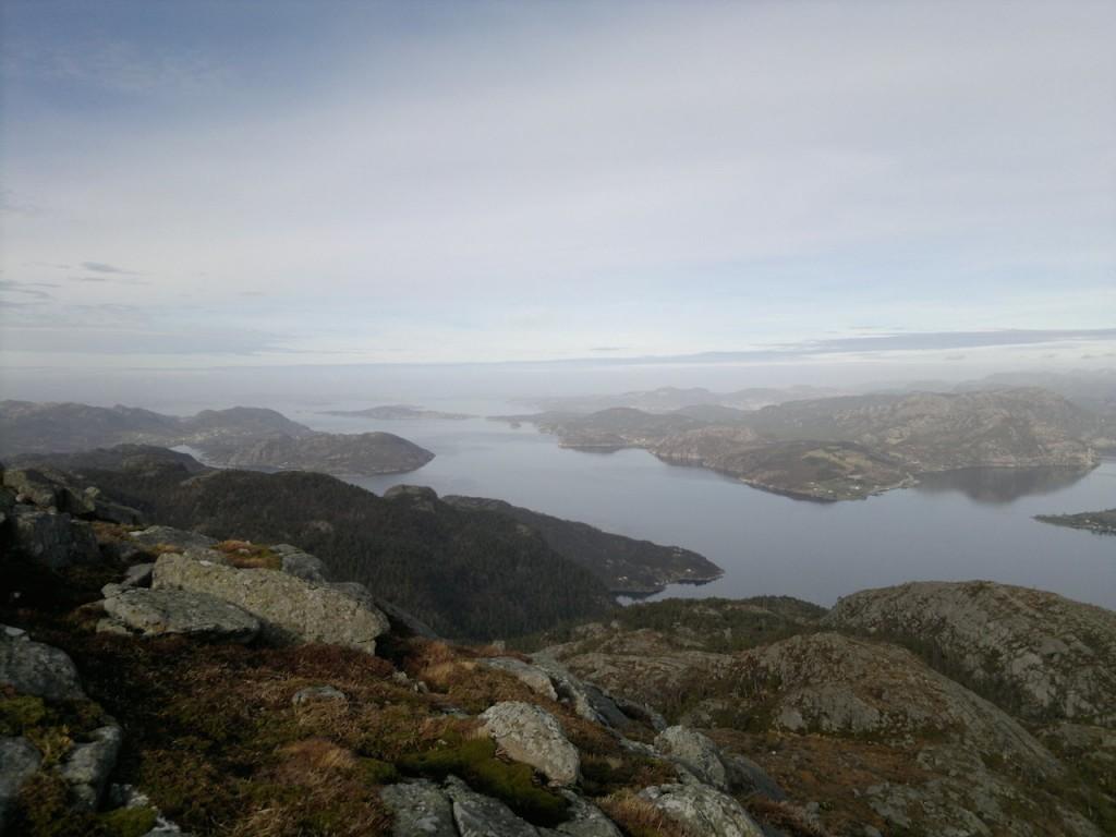 I retning mot Stavanger
