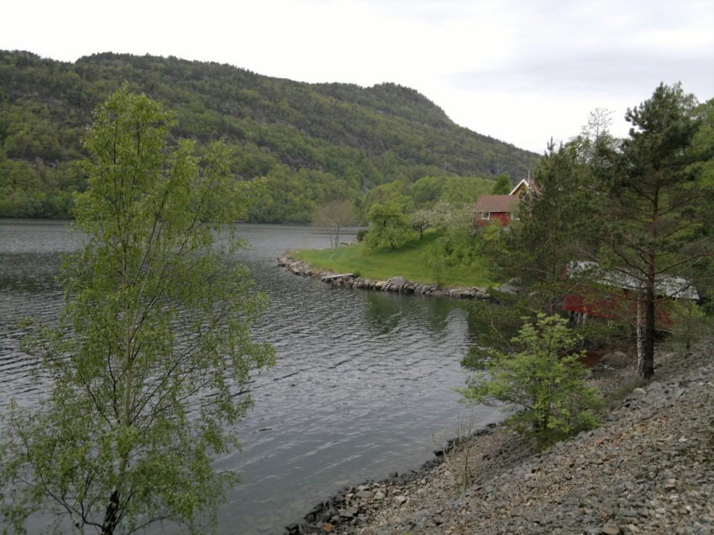 Flott innenfor Flekkefjord