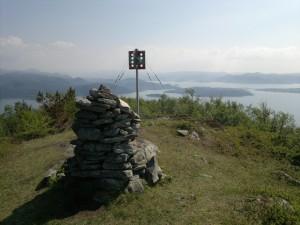 Toppen på Barkafjell