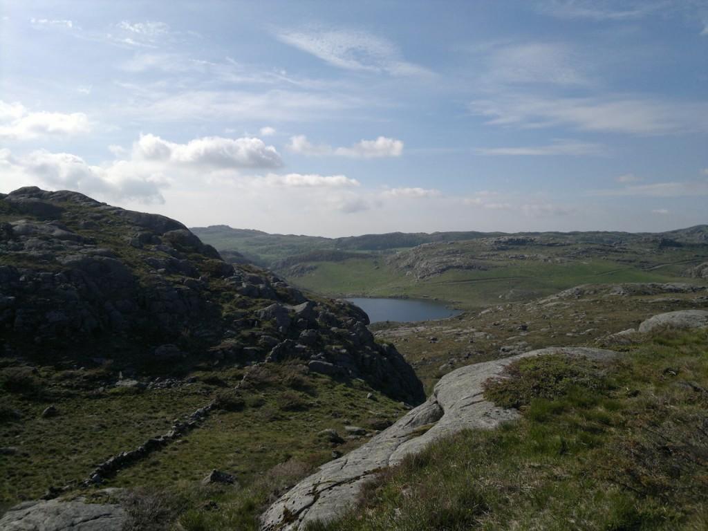 Landskap på høgjæren