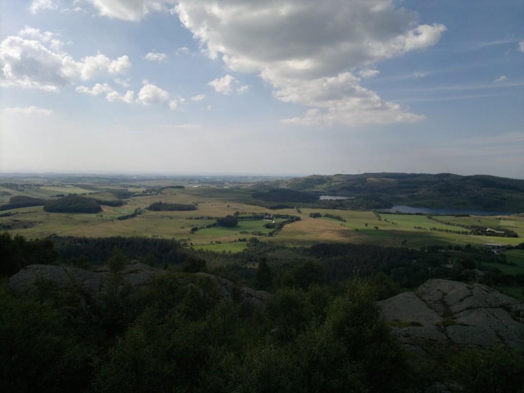 Jordbrukslandskap på Jæren