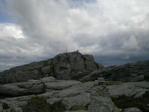 Tednefjellet 772 moh