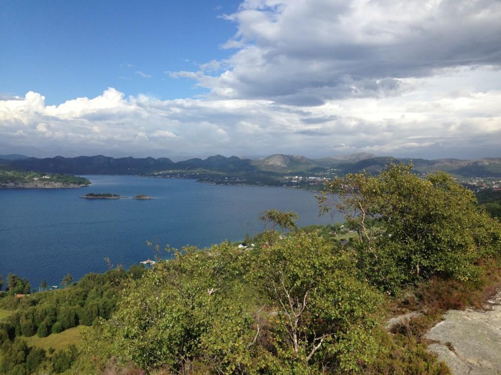 Flott fjord