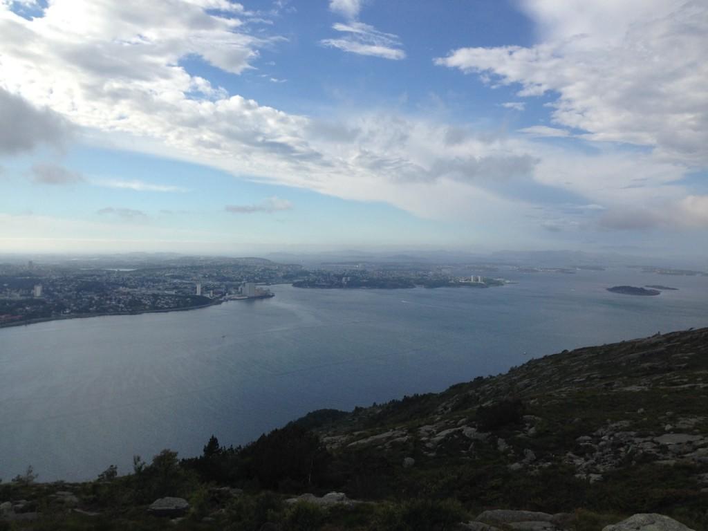 Gandsfjordens ytre del