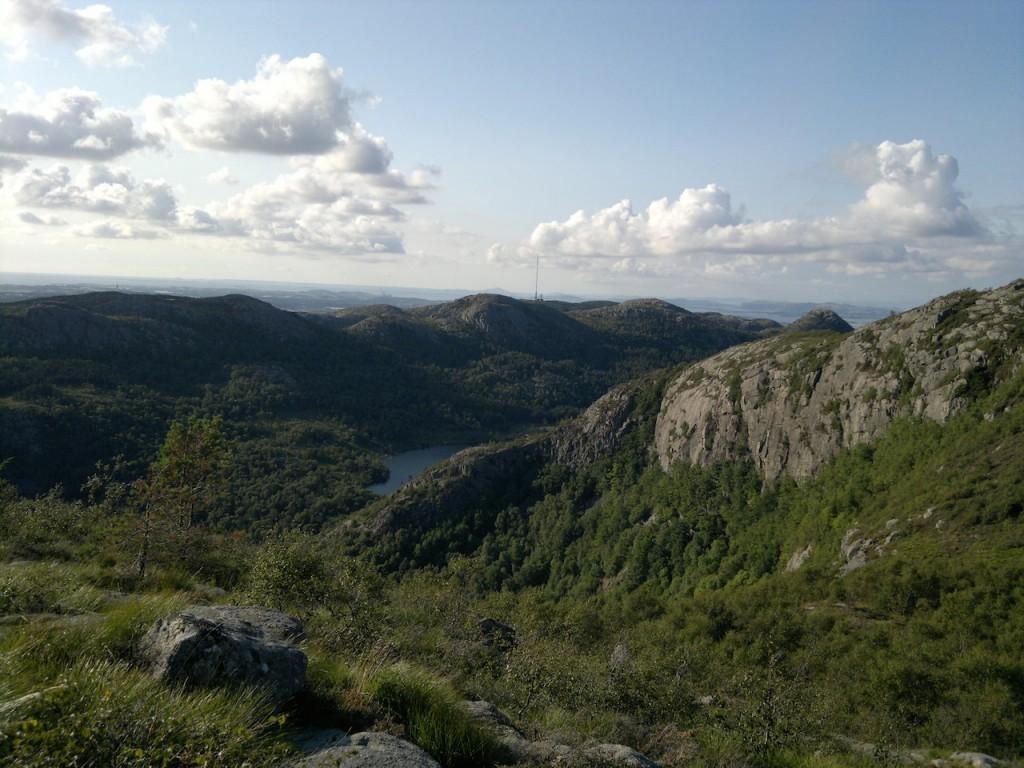 Dalevann og Lifjell