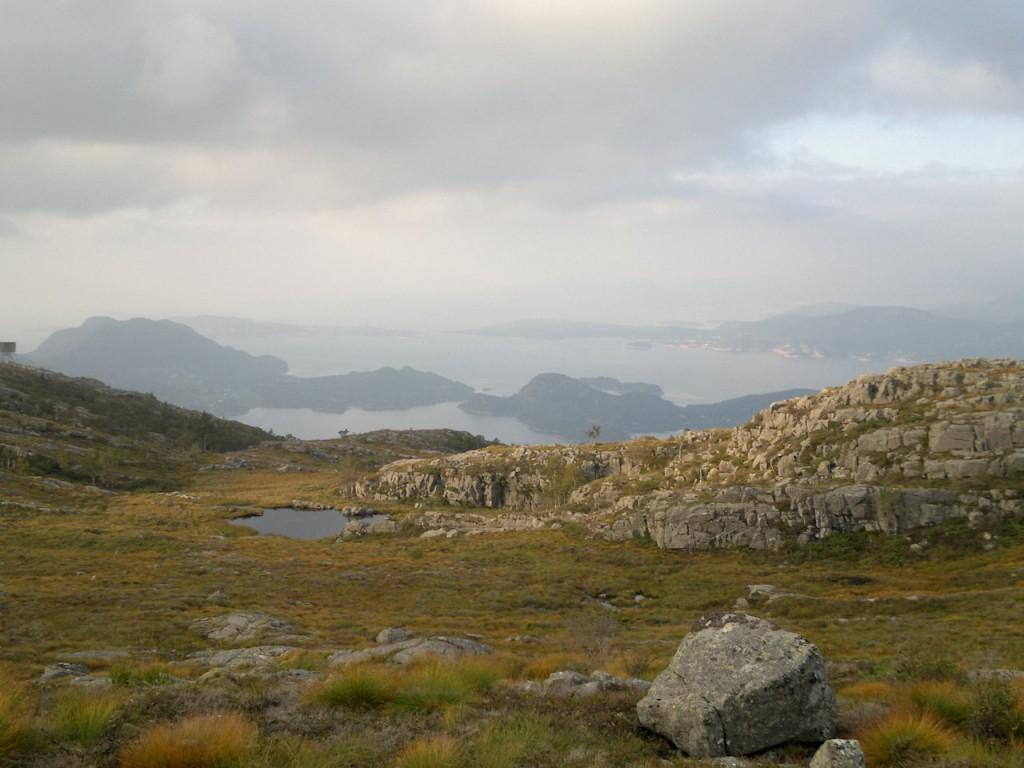 I retning mot Stavangers ytre del
