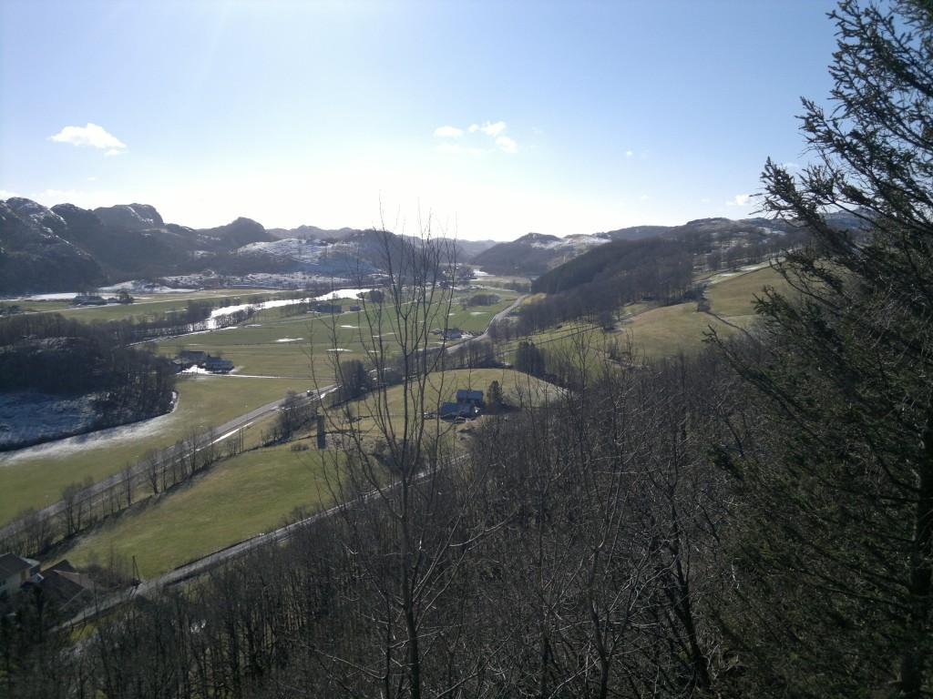 Flott i Bjerkreim