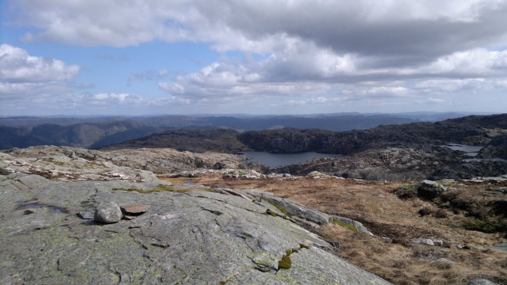 Høylandslandskap