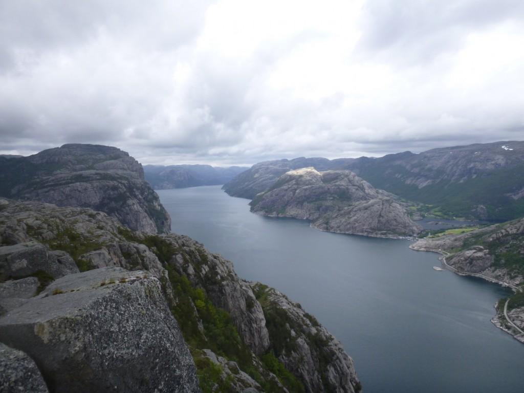 Mektige Lysefjord