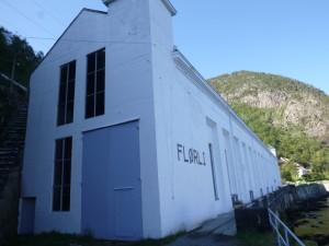 Flørli kraftstasjon