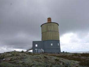 Tårnet på toppen