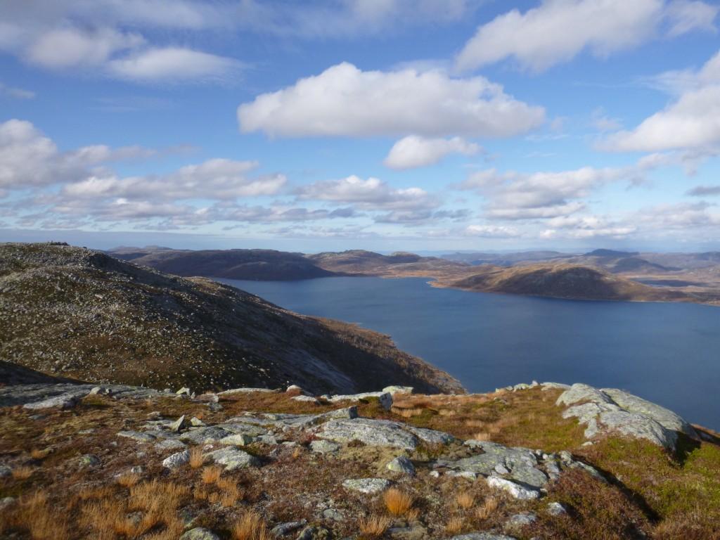 I retning Årdal