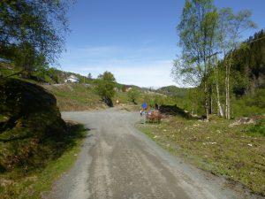 Turstart i Løtoft