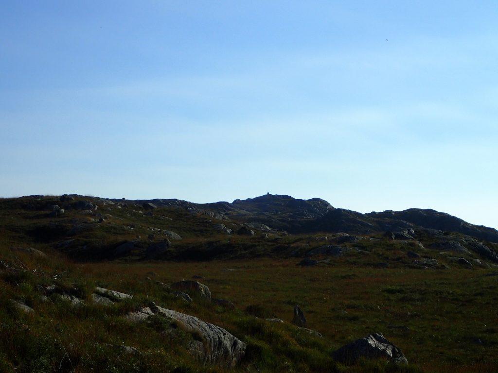 Bursfjell langt der bak
