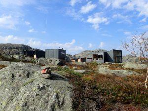 Nye Skåpet turisthytte