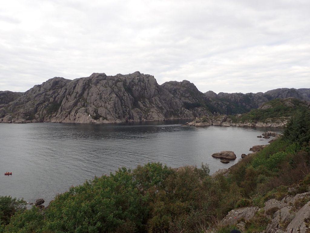 Lyktene ved Jøssingfjord